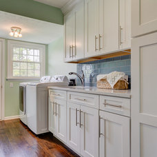 Traditional Laundry Room by Reliance Design Build