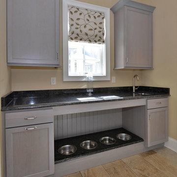 Upper Makefield Pantry/ Dog Room w/ StarMark Custom Cabinetry