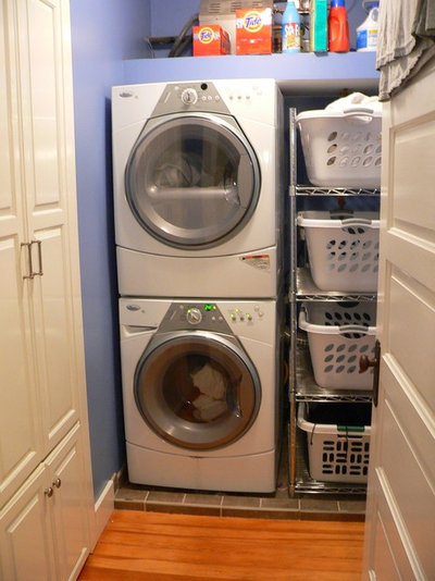 Traditional Laundry Room by The Kitchen Place