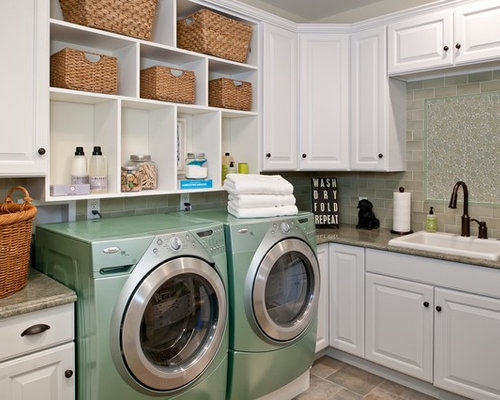 Laundry Room Organization | Houzz