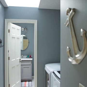Utility Room - Boydston Mill, North Webster, IN