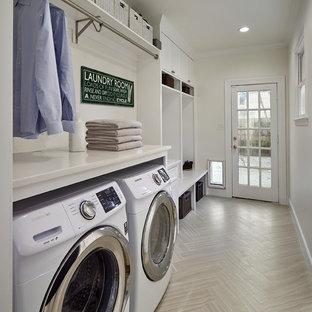 Vanderbilt Master Bath and Laundry