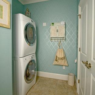 Vanguard Designer Showhouse 2014 ~ Loudon House Unit G Laundry Room
