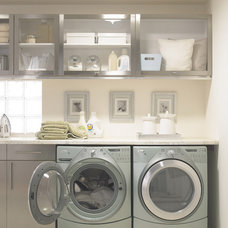 Contemporary Laundry Room by VELUX