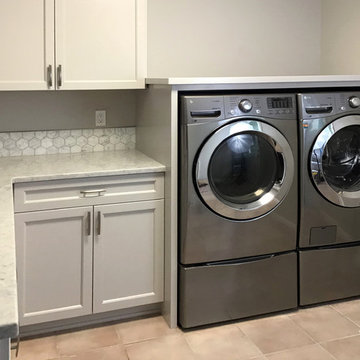 Venoso - Kitchen + Laundry Room Remodel