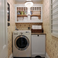 Traditional Laundry Room by Ashbourne Designs