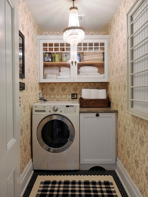 Chandelier In Laundry Room Ideas Pictures Remodel And Decor