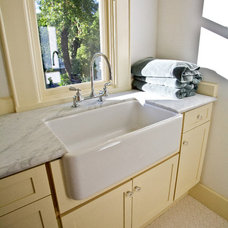 Traditional Laundry Room by G Family, Inc.