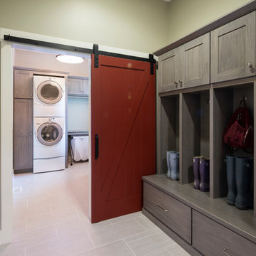 Village of West Clay/Laundry Room