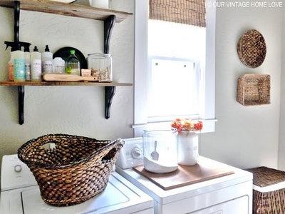Utility Room Vintage Laundry Room