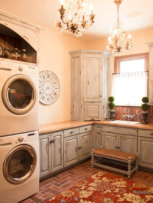 Vintage Laundry Room Home Design Ideas Pictures Remodel