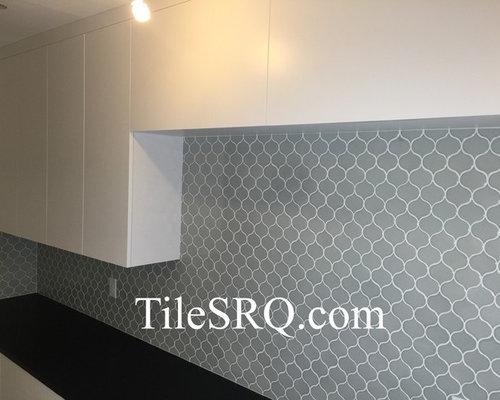 Laundry Room Backsplash walker zanger ceramic tiles on laundry room backsplash.