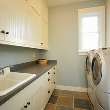 Laundry Room by Warmington & North