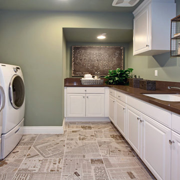 Warmington Residential: The Legacy Collection Residence 1 - Laundry Room