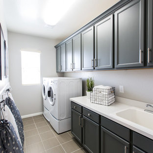 Warmington Residential: Vistaview - Plan 3 Laundry Room