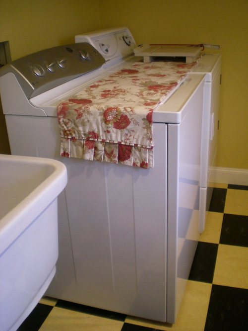 French Country Laundry Mud Room Makeover
