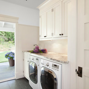 Floor To Ceiling Laundry Room Cabinets Houzz