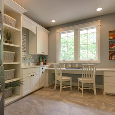 Traditional Laundry Room by Epique Homes
