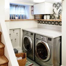 bedroom /laundry