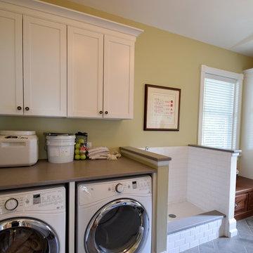Wayne Addition - Kitchen & Laundry Rooms