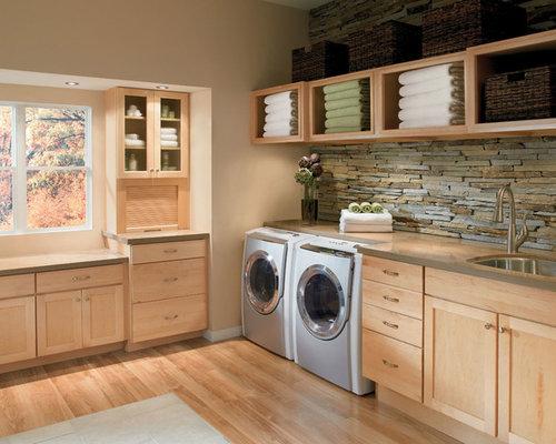 laundry room furniture. large island style lshaped medium tone wood floor dedicated laundry room photo in san furniture