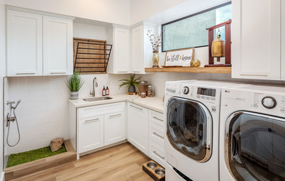 The 10 Most Popular Laundry Rooms on Houzz Right Now