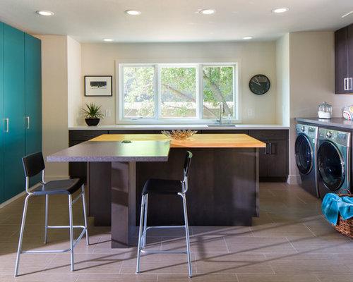 Kitchen Laundry Room Combo Ideas | Houzz