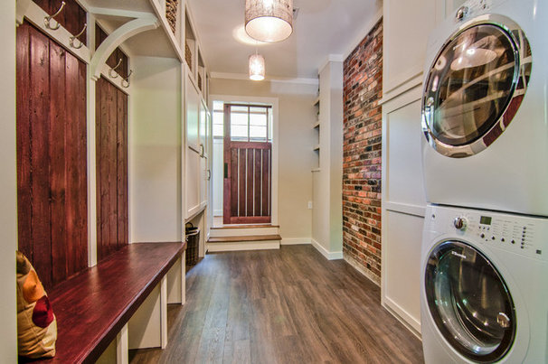 Traditional Laundry Room by The Kingston Group - Remodeling Specialists