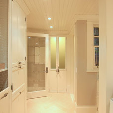 Traditional Laundry Room by Etheridge Home Renovation