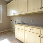 Some Fun Projects Traditional Laundry Room Seattle