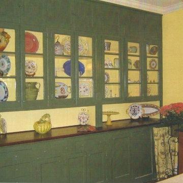 Whitehall Terrace Butler's Pantry