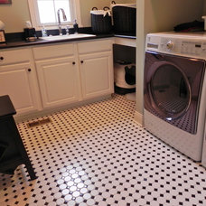 Contemporary Laundry Room by The Affordable Companies