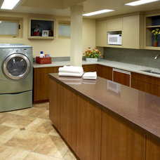 Contemporary Laundry Room Whole House - Our Projects | Harrell Remodeling