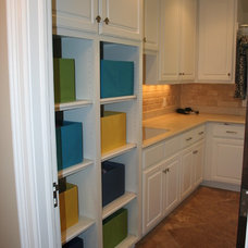 Traditional Laundry Room by Bartelt. The Remodeling Resource