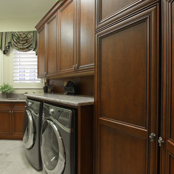 Whole House Remodel in Gulf Harbour, Fort Myers, FL - Laundry Room