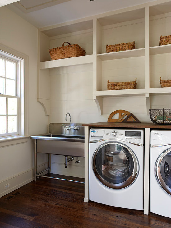 ikea laundry room sink | houzz