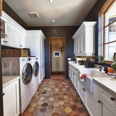 Traditional Laundry Room by Atherton Appliance & Kitchens