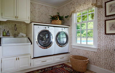 New This Week: 3 Laundry Room Ideas You Might Not Have Thought Of