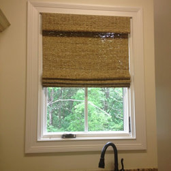 Woven Woods for Window Coverings -