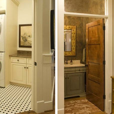Traditional Laundry Room by Barbour Spangle Design Group