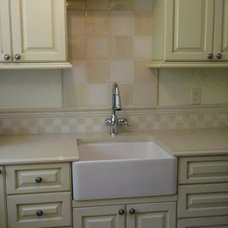 Traditional Laundry Room by ARTifact Interior Design