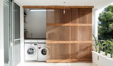 11 zonas de lavado que adoran los usuarios de Houzz España