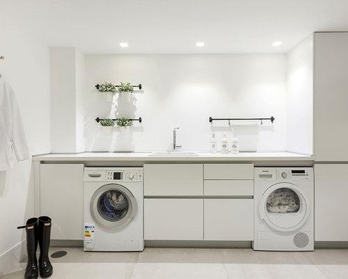 Fotos de lavaderos dise os de lavaderos modernos for Cuartos lavaderos