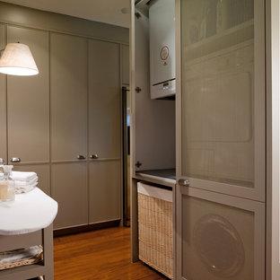 Una cocina y planchador con el sello inconfundible de Deulonder