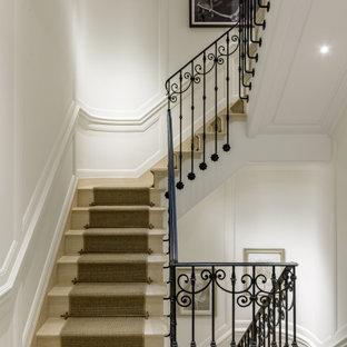 Идея дизайна: лестница в классическом стиле