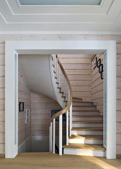 Современный Лестница by Татьяна Рожкова