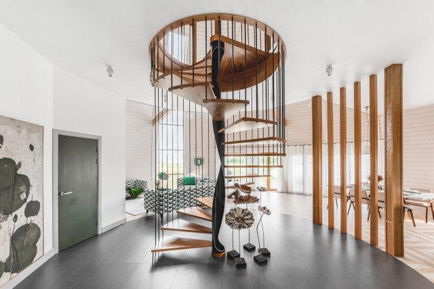 Современный Лестница by Verba Design