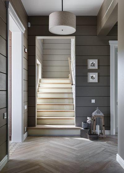 Современный Лестница by Екатерина Шубина