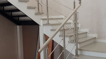 Лестницы на 2 этаж