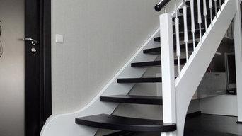 Лестницы на заказ в Пушкине